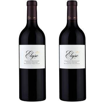 2017 Rutherford Cabernet Duo